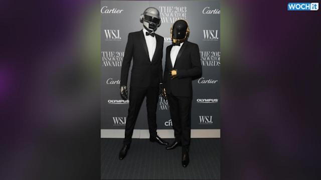 Daft Punk Teams Up With Medicom Toys To Drop Dope Figurines In Their Image