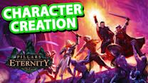 Pillars of Eternity: Character Creation Benefits and Consequences