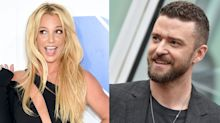 Britney Spears Casually Did a Backflip to One of Justin Timberlake's Songs