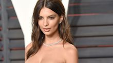 Emily Ratajkowski Just Posted Her Nip Slip to Instagram