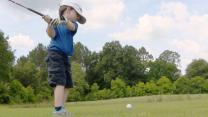 Pint Sized Golf Phenom
