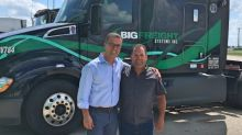Kelsey Trail Trucking Merges with Big Freight Systems