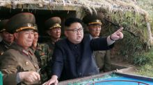 North Korea fires Scud-class ballistic missile, Japan protests
