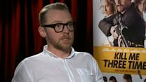 Simon Pegg's Quick Trip Down Under