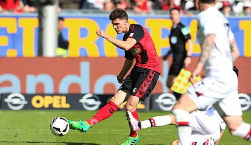 Bundesliga: Stenzel bleibt in Freiburg