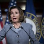 Pelosi won't say if she'll support Dem frontrunner who lacks majority of delegates