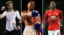Revealed: The UK's wealthiest sports stars named in the Sunday Times Rich List