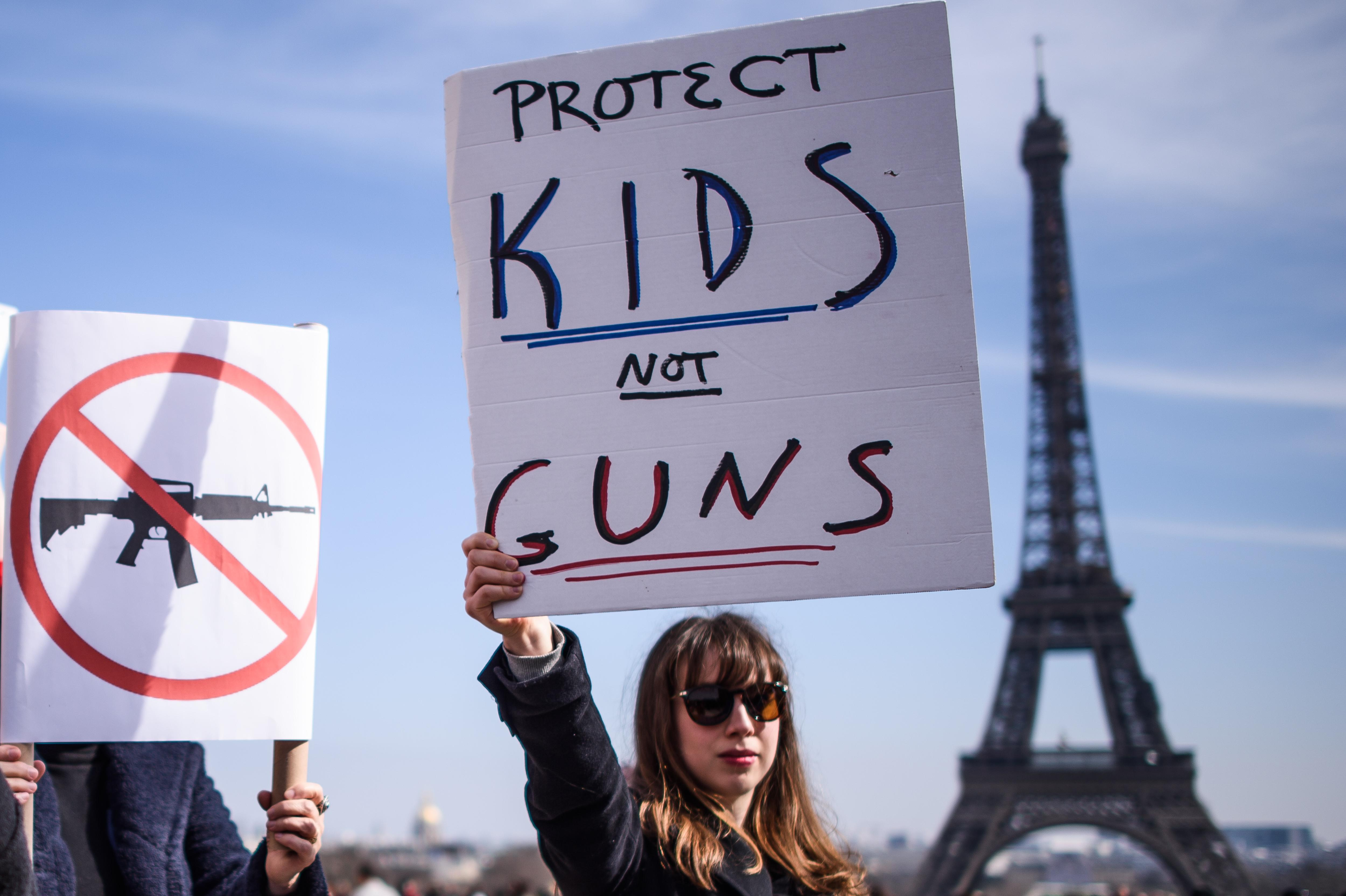 French Teenager Who Threatened His Teacher With a Fake Gun Was Charged