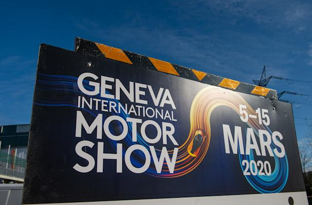 Next year's Geneva Motor Show is canceled too