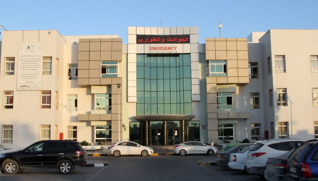 Misrata's city hospital said it had received the mayor's body bearing gunshot wounds