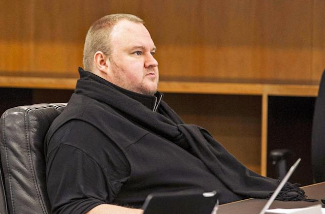 Kim Dotcom asks the Supreme Court to hear him out