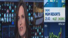 MGM beats quarterly estimates