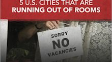 U.S. Cities That Are Running Out of Homes
