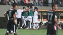El Atlético Mineiro recibe al Goias presionado por el Internacional