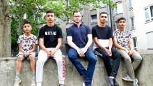 Berliner helfen: Neuköllner Lehrer kümmert sich um Brandopfer