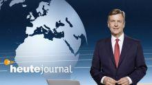 """Claus Kleber verabschiedet sich vom """"heute-journal"""""""