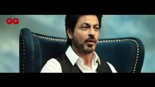 Fan alert! SRK is rocking the cover of GQ magazine's 100th edition, and we have the video to prove it