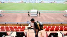 Lessons from China as coronavirus-hit football faces difficult return