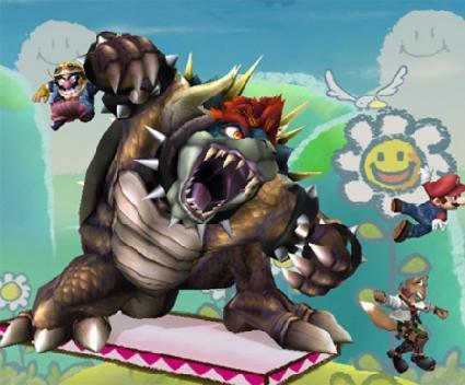 Dojo update: Giga Bowser and Smash Attacks