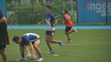 Why I Play series: touch rugby player Terence Toh