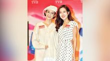 Natalie Tong, Grace Wong happy to work with Nina Paw