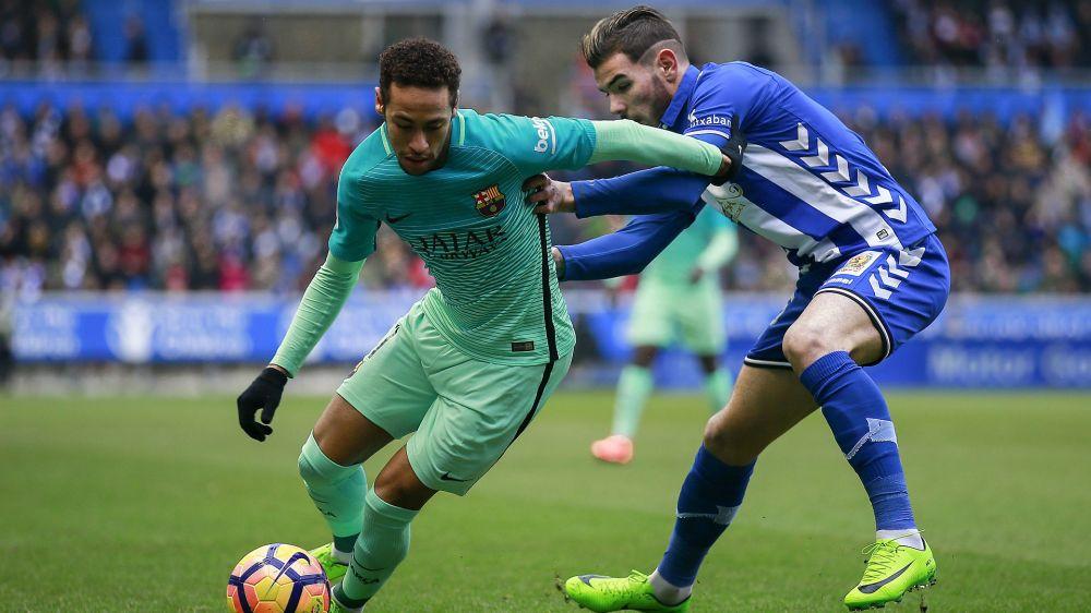 Barcelona y Alavés se suman al listado de las finales más desiguales