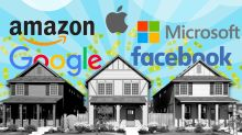 Apple, Facebook, Google and Amazon are putting billions of dollars toward affordable housing — but that money may be too little, too late
