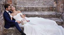 La historia de amor de David Bisbal y Rosanna Zanetti, en imágenes