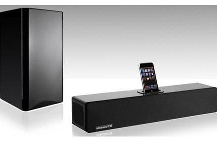 Orbitsound shows off T12 stereo soundbar / subwoofer combo