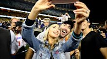 Kate Upton Couldn't Be Happier While Other Celebs Are Crushed by Houston Astros' World Series Win Over L.A. Dodgers