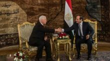 Pence tells Egypt's Sisi that U.S. still backs two-state solution