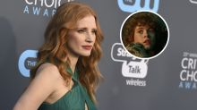 Jessica Chastain in talks to star in 'It' sequel
