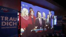 Highlights - Reactions to German national election