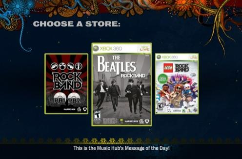 New Music Games store arriving on Xbox Live today