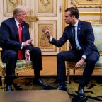 France responds to Trump's wild Twitter tirade: 'Common decency would have been appropriate'