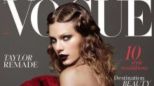 Taylor Swift Covers the January 2018 Issue of 'Vogue' UK