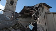 Italy counts the cost as thousands flee twin quakes