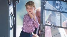 Britain's Best Dressed: Prinz George besticht mit seinem Look!