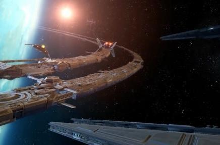 Star Wars: The Old Republic takes you to the gun(ship) show