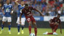 Foot - Transferts - Transferts: Habib Diallo (Metz) se rapproche du RC Strasbourg