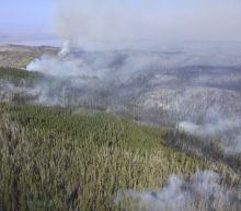Few resources, old-growth forest allowed for fire's growth