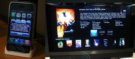 Apple TV (Take 2), iPod touch, and iPhone: yep, more details here, too