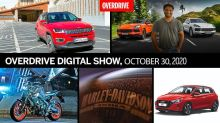OVERDRIVE Digital Show, 30th October, 2020