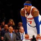 Report: Cavaliers, Thunder Among Carmelo Anthony's Preferred Trade Destinatoins