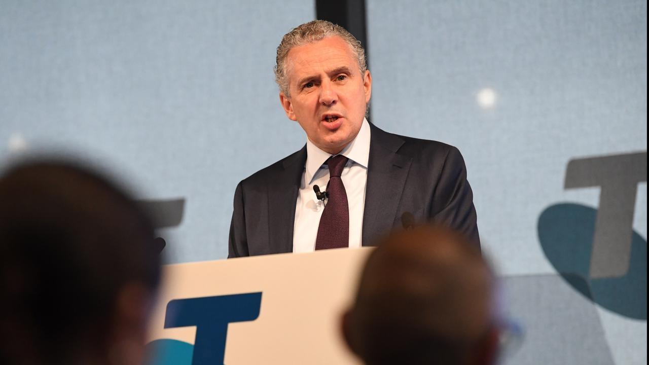 telstra executive overview