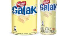 Vem inverno! Nestlé lança Galak achocolatado branco em pó