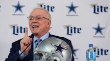 Jerry Jones responds to Cowboys DT Dontari Poe kneeling during national anthem