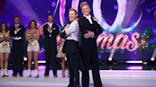 Matt Evers 'broke down in tears' when partnered with Ian 'H' Watkins for Dancing On Ice
