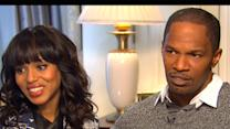 Jamie Foxx And Kerry Washington Talk 'Django Unchained'