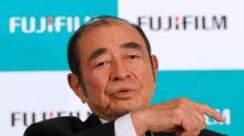 Fujifilm CEO Komori, who oversaw push into healthcare, to step down in June